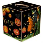 TB1591-October 31 Tissue Box Cover