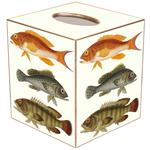 TB226-Big Fish Tissue Box Cover
