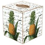 TB251-Pineapple Tissue Box Cover