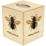 TB2638 - Bee Mine Tissue Box Cover