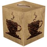 TB2733-Coffee Lover Tissue Box Cover