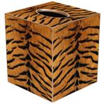 TB2802 - Tiger Stripe Tissue Box Cover