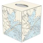 TB2899 - Galveston Texas Tissue Box Cover