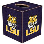 LSU Tissue Box Covers
