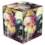 TB338-Peony Floral Design Tissue Box Cover