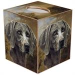 TB359-Weimaraner Tissue Box Cover