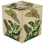 TB404 - Butterflies & Caterpillar Tissue Box Cover