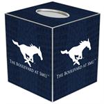 SMU/Southern Methodist University Tissue Box Covers