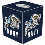 United States Naval Academy Tissue Box Covers