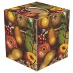 TB677-Harvest Fruit Tissue Box Cover