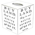 TB8556-Buy Land Tissue Box Cover