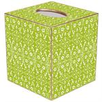 TB862 - Spring Green Tissue Box Cover