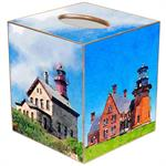 Block Island Tissue Box Covers