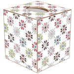 TB897 - Retro Daisy Tissue Box Cover