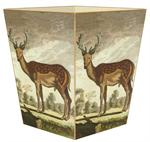 WB1159 - Deer Wastepaper Basket