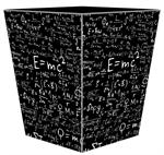 WB1387-E=mc 2 Einstein Wastepaper Basket