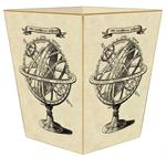 WB1392-Artificial Sphere Wastepaper Basket