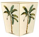 WB2450 - Palm Trees Wastepaper Basket