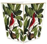WB2703 - Cardinal Hickory Tree Wastepaper Basket