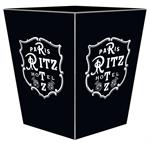 WB2821-Paris Ritz Wastepaper Basket