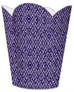 WB2846 - Berkely Purple Wastepaper Basket
