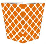 WB2864 - Orange Chelsea Grande Wastepaper Basket
