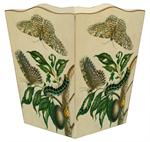WB404 - Butterflies & Caterpillar Wastepaper Basket