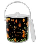 Halloween Personalized  Ice Buckets